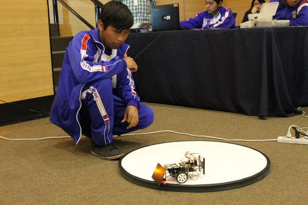 alumno robot ore 2016