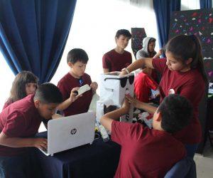 alumnos trabajando ore 2018