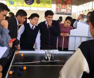 olimpiada robotica 2018 alumnos duatlon