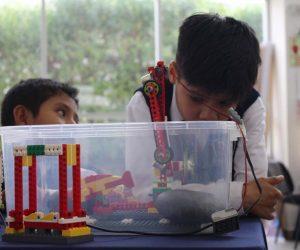 ore 2018 escolares robots