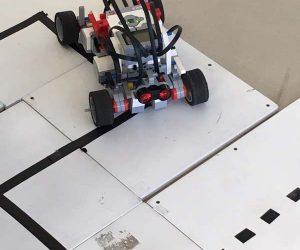 robot olimpiada robotica 2018