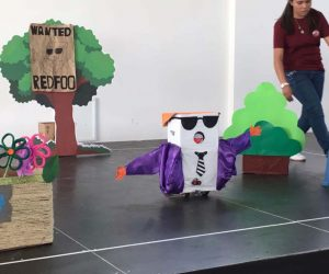 robot ore 2018